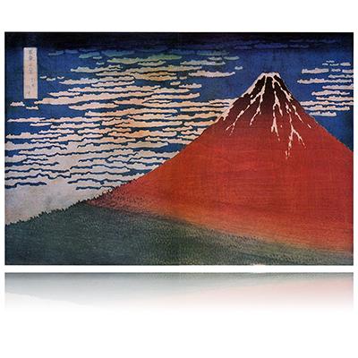 富嶽三十六景 凱風快晴 ふがくさんじゆうろっけい がいふうかいせい