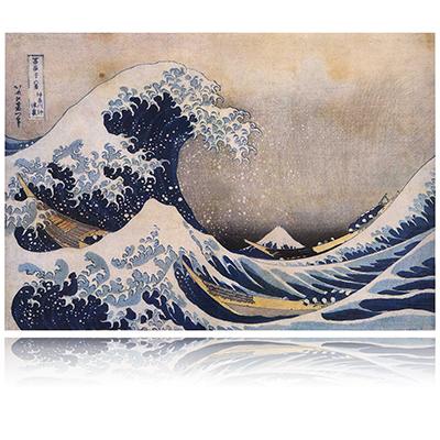 富嶽三十六景 神奈川沖 浪裏 ふがくさんじゆうろつけい かながわおきなみうら