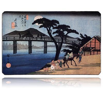 木曾海道六拾九次之内 長久保 きそかいどうろくじゅうきゆうつぎのうち ながくぼ