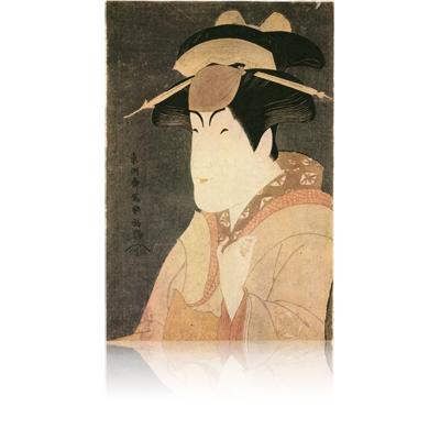 中山富三郎の宮城野 写楽