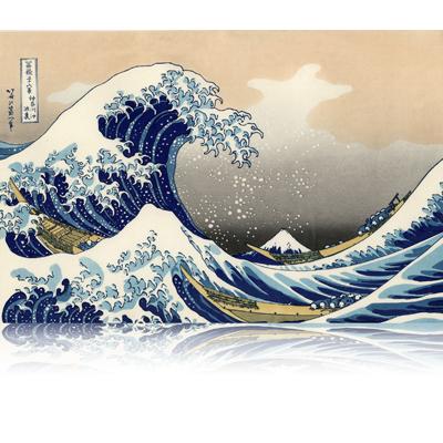 神奈川沖浪裏 かながわおきなみうら  wpfmf3621